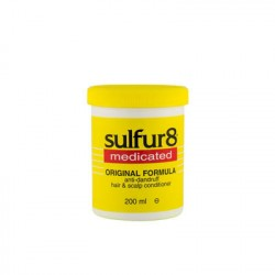Sulfur8 Pomade Medium 4 Oz