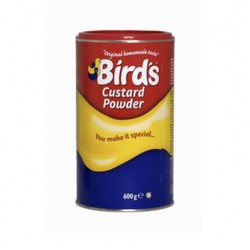 Custard Powder Bird's 600gr