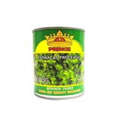 Cut Spinach 800gr