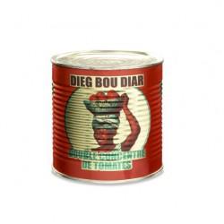 Dieg Bou Diar Tomate Concentrado 800gr