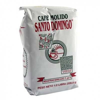 Coffee Santa Domingo