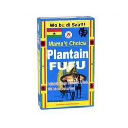 Fufu Plantain Mama's Choice 681gr
