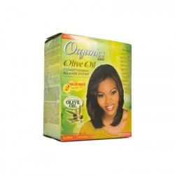 Africa's Best Organic Relaxer Super Kit Super + Coarse