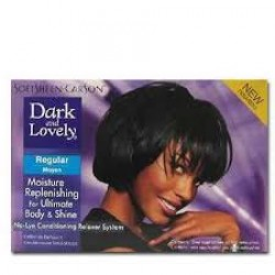Dark & Lovely Relaxer Kit Normal